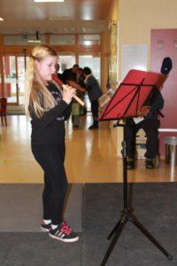 Glasbena šola Maestro-dan žena
