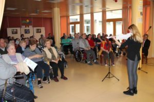 Glasbena šola Maestro - koncert ob dnevu žena