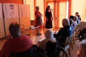 Kmečko letovišče-nastop dramske skupine društva invalidov Maribor