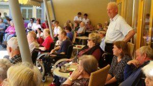 Pihalna godba seniorjev univerze za 3. življenjsko obdobje Velenje