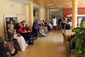 Sprehod ob sv. dnevu Alzheimerjeve bolezni
