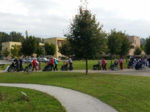 Svetovni dan Alzheimerjeve bolezni-sprehod