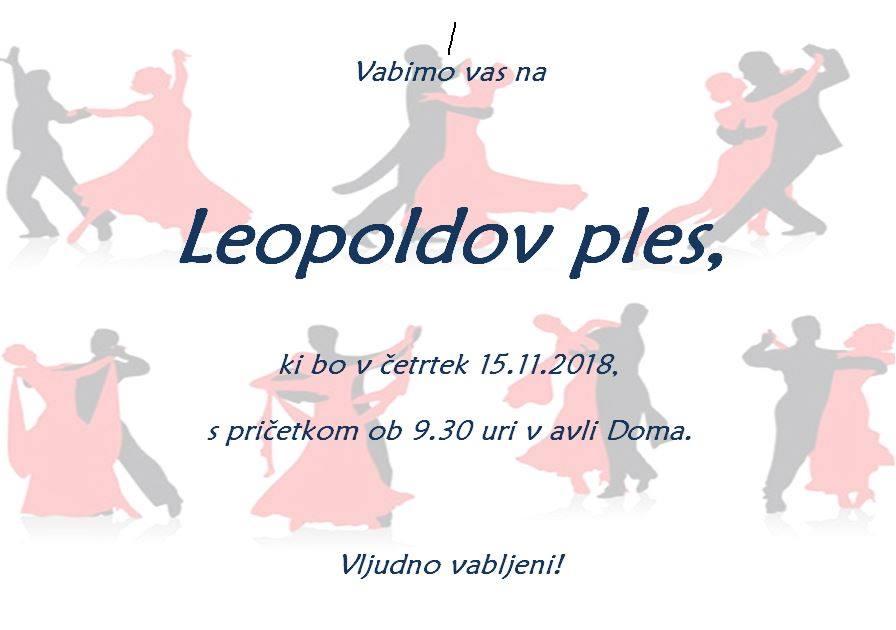 Leopoldov ples