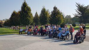 Sprehod ob svetovnem dnevu Alzheimerjeve bolezni