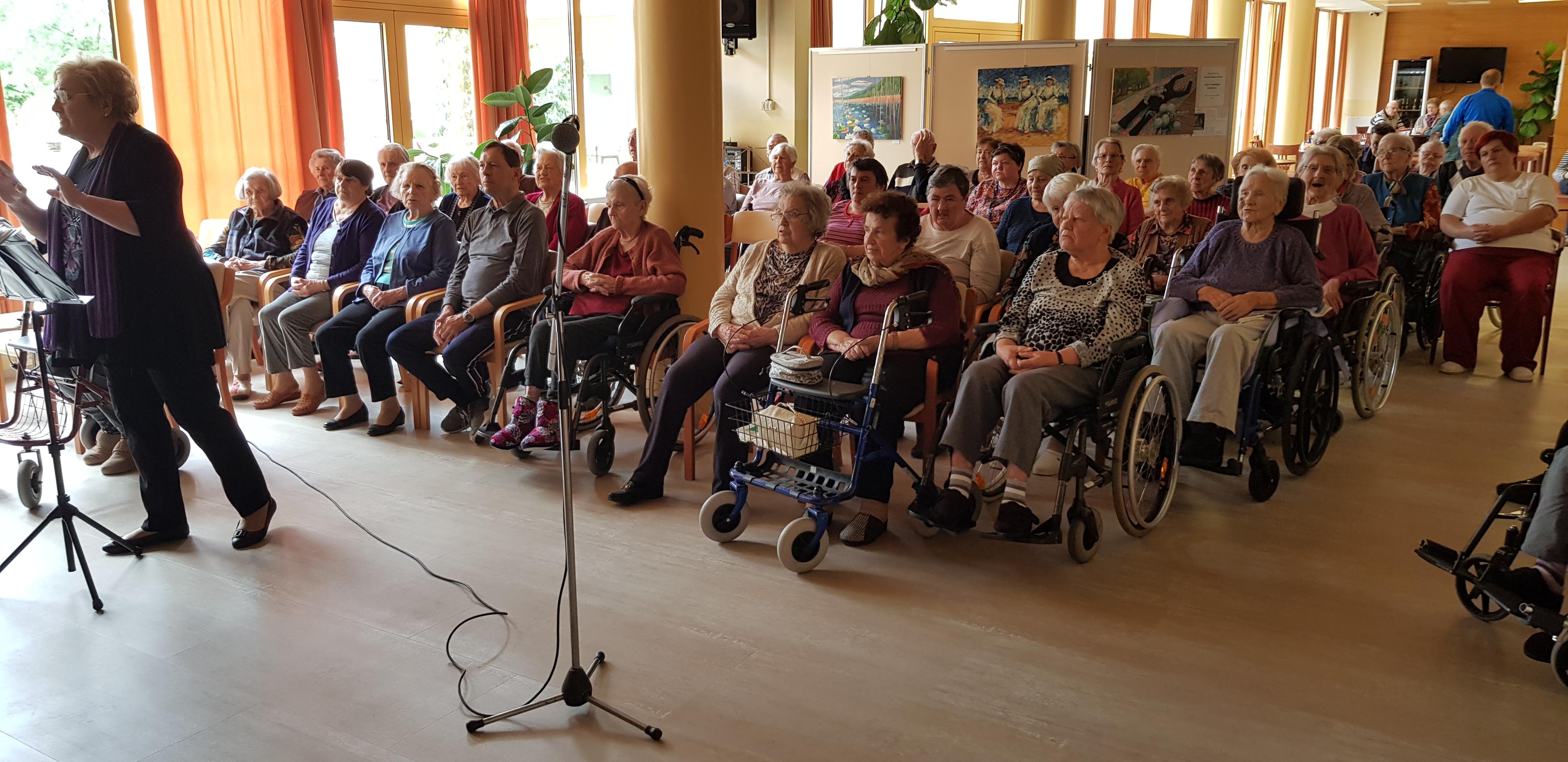 Pevska skupina Prijatelji društva invalidov Murska Sobota