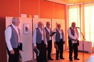 Fantje z vasi-ljudski pevci iz Rogaške Slatine